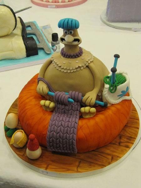 Co Op Monkey Birthday Cake
