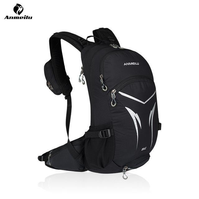 Durable ANMEILU 20L MTB Backpack – Ideal as Mountain Bike Backpack, Waterproof Sports- Bicycle Bag – Riding, Hiking, Climbing Bag- Rucksack.