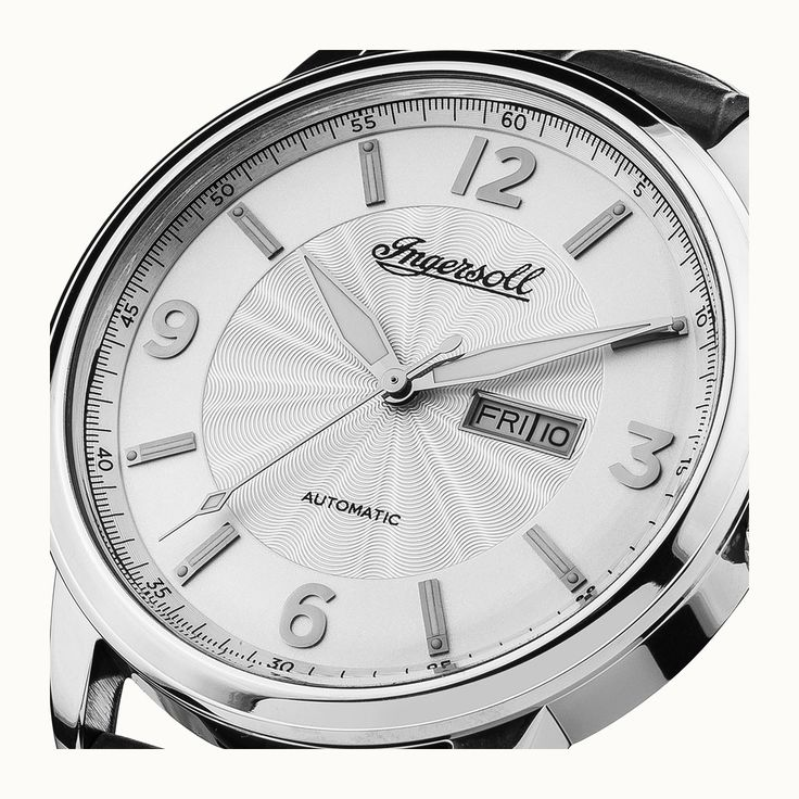 MENS INGERSOLL WATCH - 1892 - THE REGENT AUTOMATIC I00202