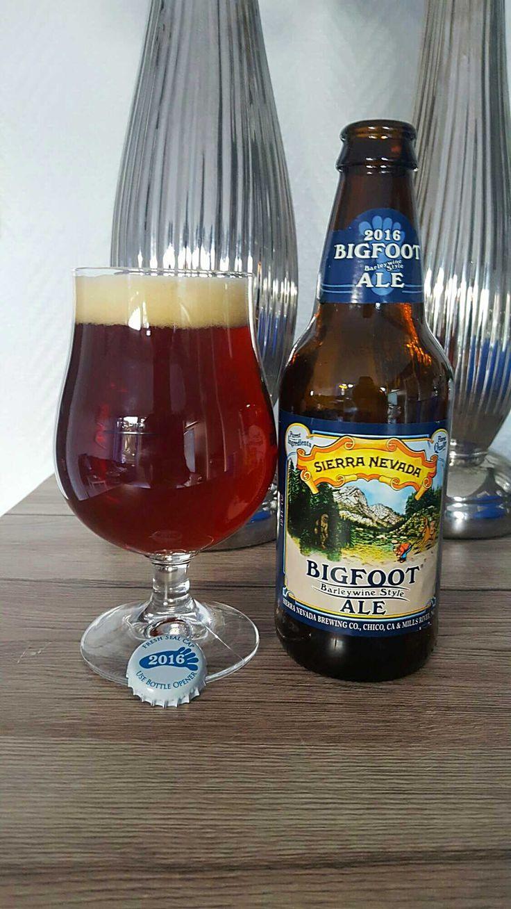 Bigfoot (2016) by Sierra Nevada Brewing Co.