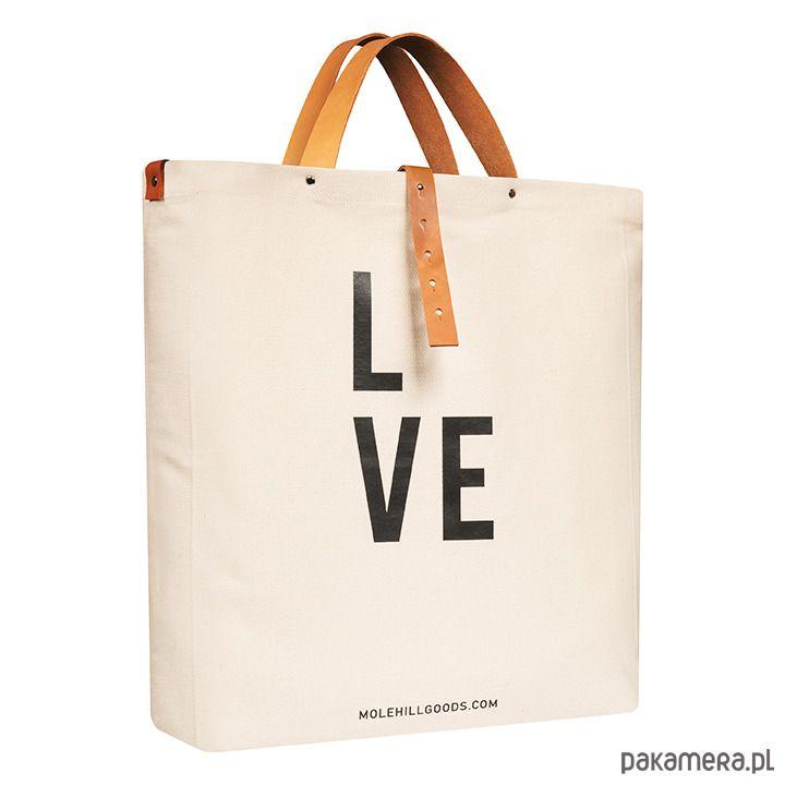 LVE Canvas Bag - torby na ramię - unisex - Pakamera.pl