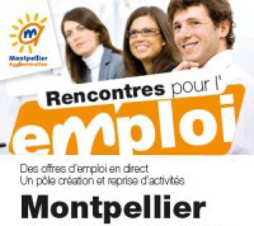 Montpellier : Rencontres pour l'Emploi - Ouverture des inscriptions aux entreprises