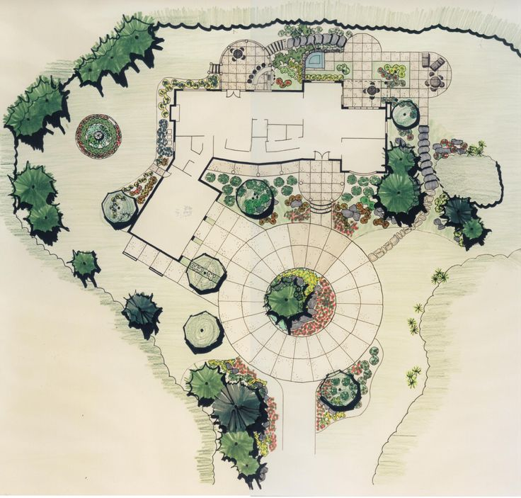 Private Residence - West Bloomfield, MI- the M group Landscape Design/Build + Site Planning