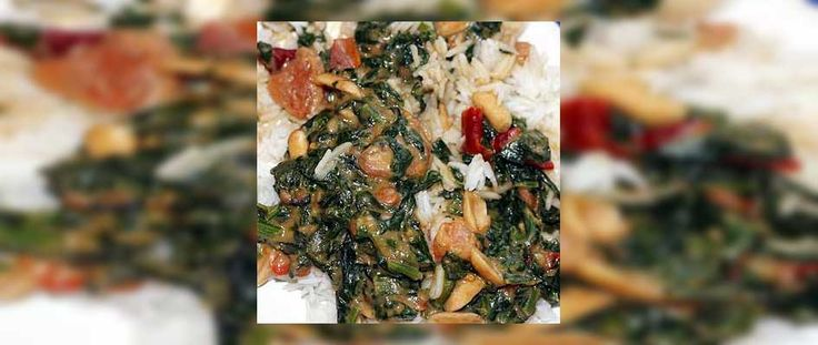 A delicious economical African dish which won't break the budget