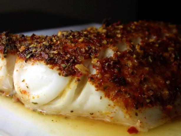 Contemplating eating fish, which I hate. Thus might make me change my mind...Chili, Lime & Cumin Cod - baked fish with lots of flavor. Sub DF butter.