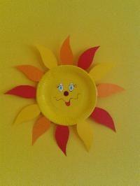 puisque le soleil ne veux pas... (Page 1) / Bricolage / activités manuelles / Assistante maternelle - assistante-maternelle.biz le site des assistantes maternelles agrées et parents employeurs