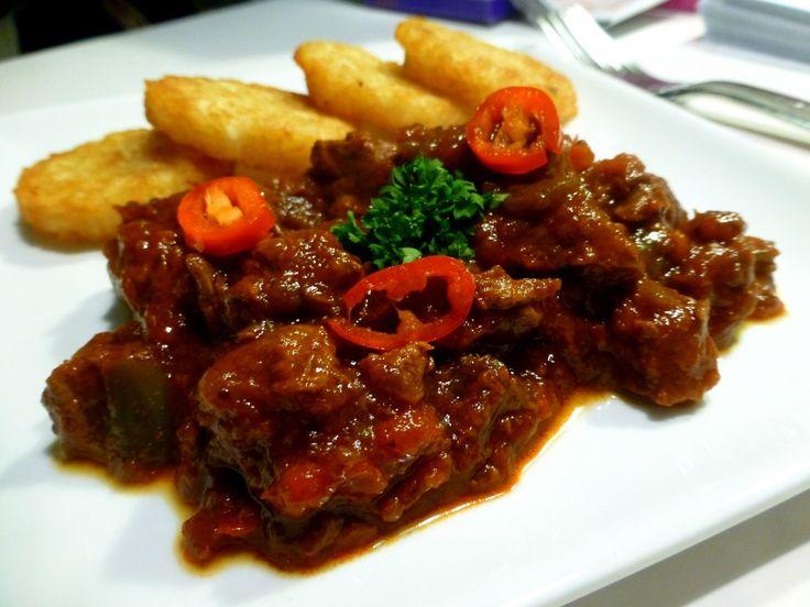 Tsjechische goulash - Nina's dinners & more