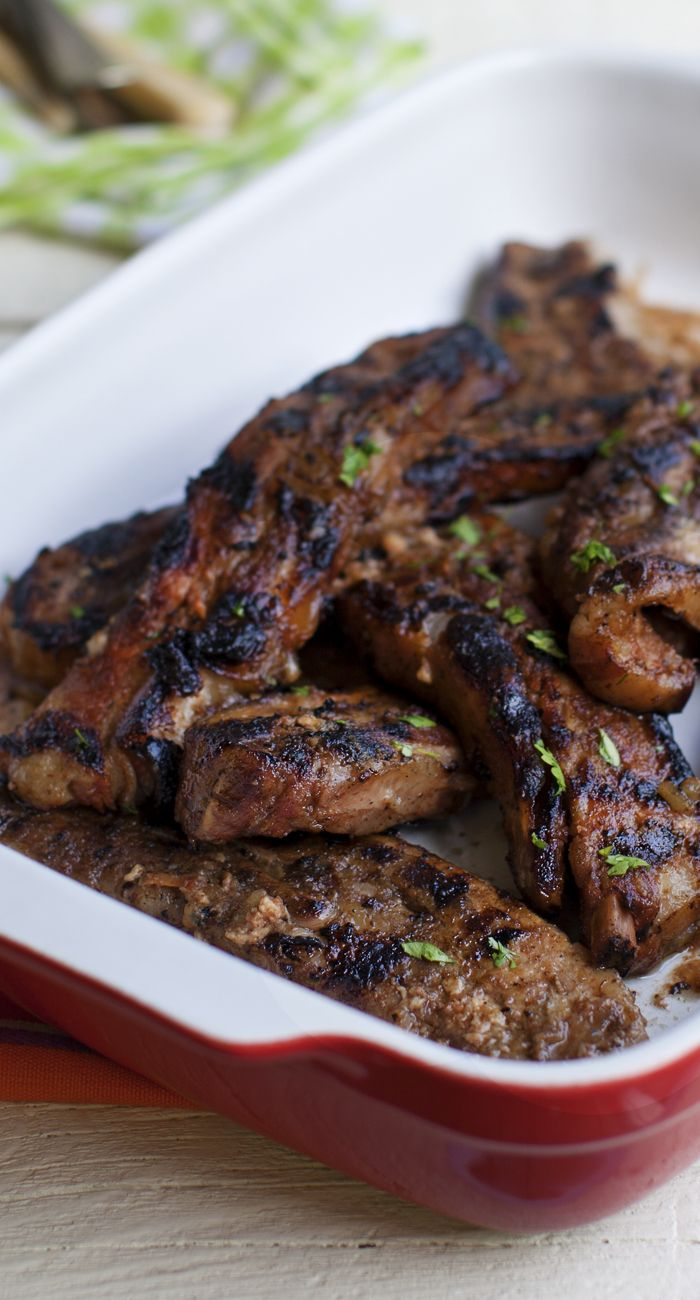 Pre-cooked pork chop recipes