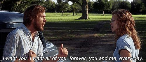 "It's important to communicate your feelings. | 34 Lessons ""The Notebook"" Taught Us About Love"