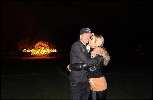Ольга Бузова устроила мужу романтический сюрприз на день рождения