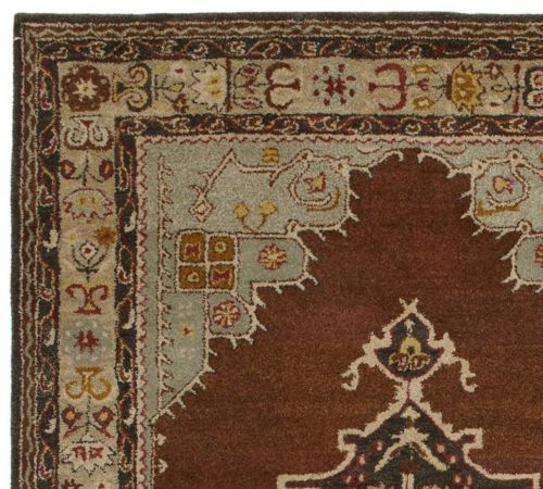 New Brand Devlin Persian Rug Handmade 100 Wool Area Rugs: 188 Best Images About Pottery Barn Rugs On Pinterest