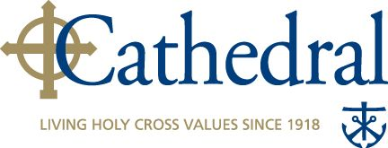Cathedral Holy Cross logo