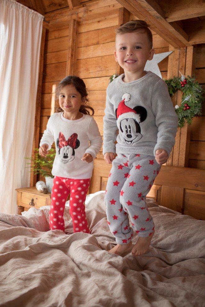 On Craque Pour Ces Pyjamas De Noël Pour Les Enfants