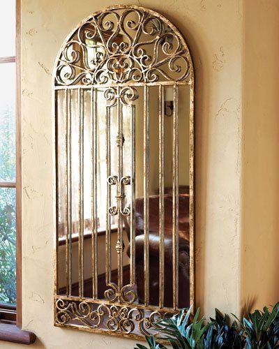 Сад зеркальной ворота H45GA
