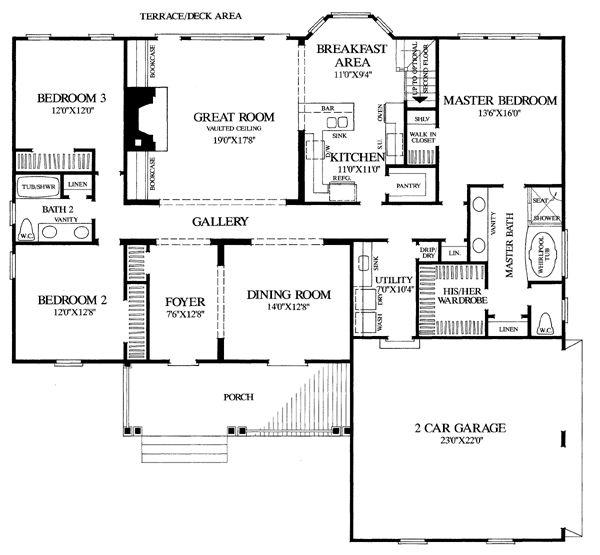 40 best house PLANS images on Pinterest Home design plans