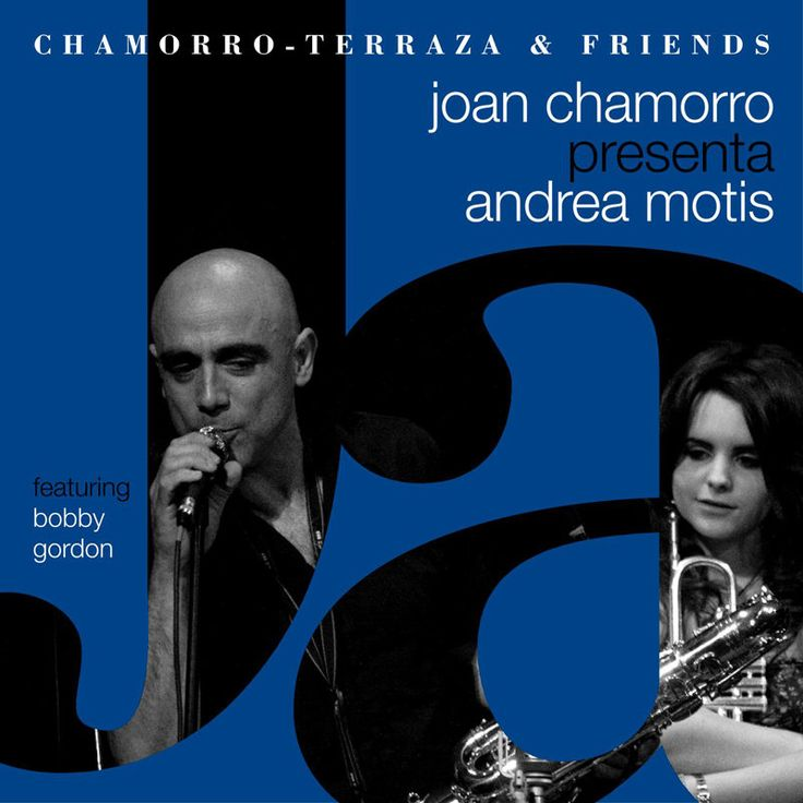 Joan Chamorro presenta Andrea Motis cover art