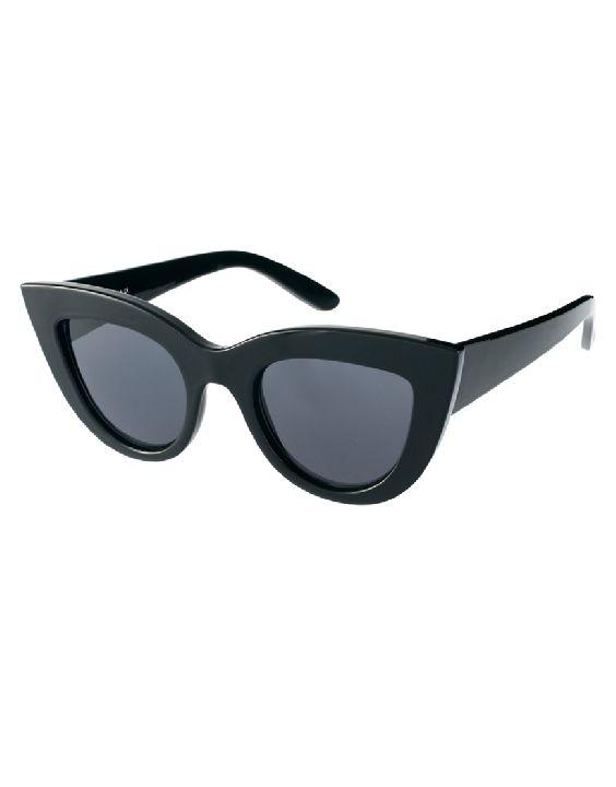 cat eye sunglasses <3
