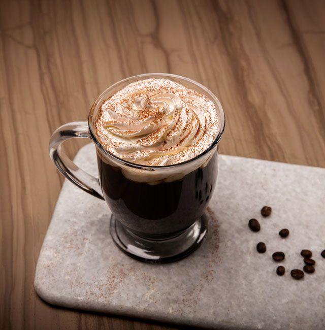 Enjoy Cafe Royal, a cocktail made with @Patrón XO Cafe.