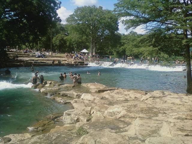 San Marcos, texas | Rio Vista Falls Park SAN MARCOS ,TEXAS | CAKES , Bar-B-Q, RIVERS