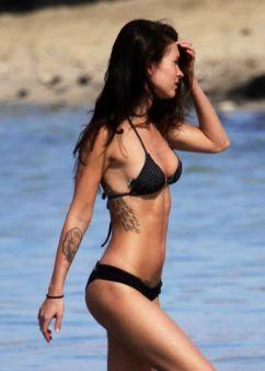 Love that rib tattoo