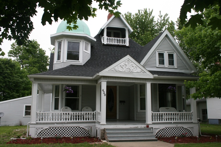 10 best images about victorian homes built 1901 on for Victorian style kit homes