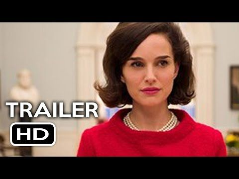 Jackie Official Teaser Trailer #1 (2016) Natalie Portman Biopic Movie HD - YouTube