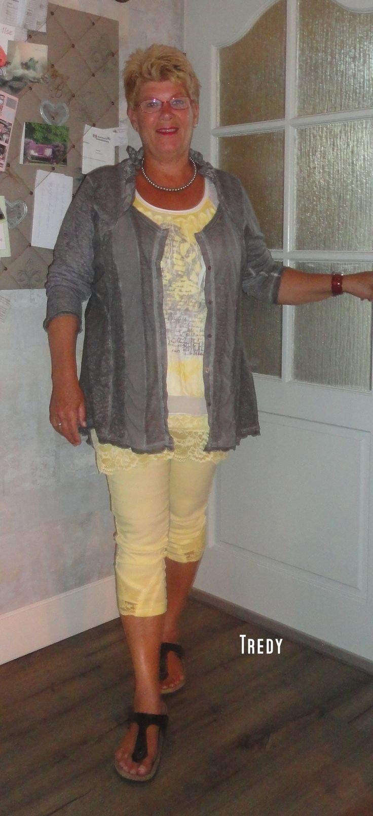 Tredy Sommer outfit