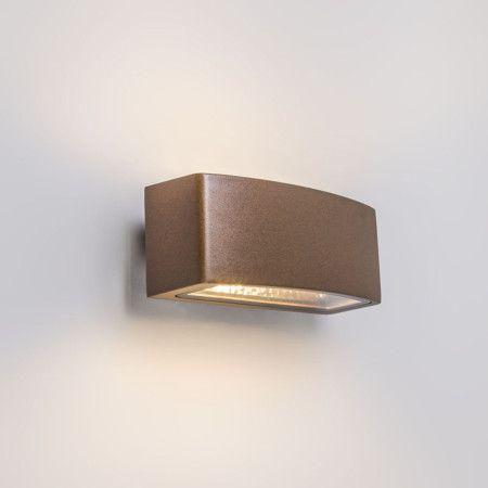 Wall Lamp Latina E27 Rust - LED wall lamps - LED Lighting - lampandlight.co.uk £42.50