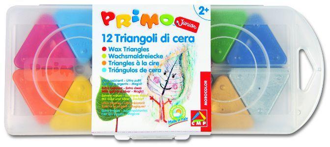 Trojboké voskovky +2 různé sady | Hobbymoment