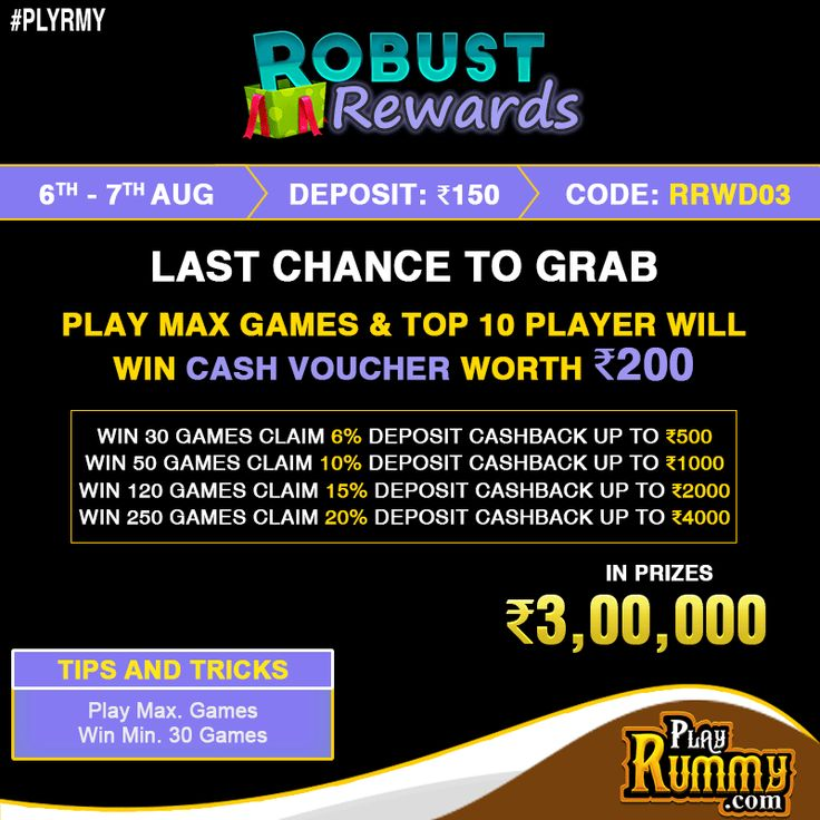 Pin by PlayRummy Mobile on Last Minute Deals Money games