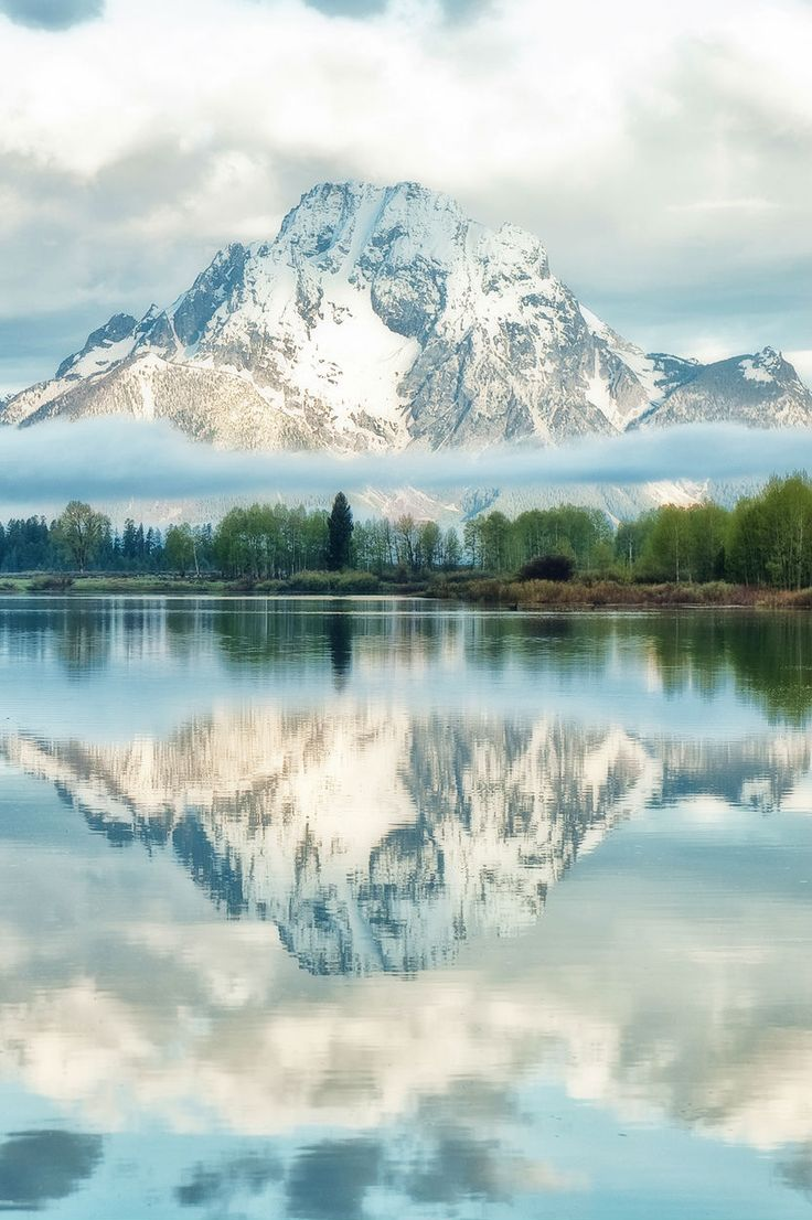 Dreams of Oxbow, Grand Teton National Park, Wyoming (dimensions changed by another person when uploaded to tumblr, URL corrected back to source):