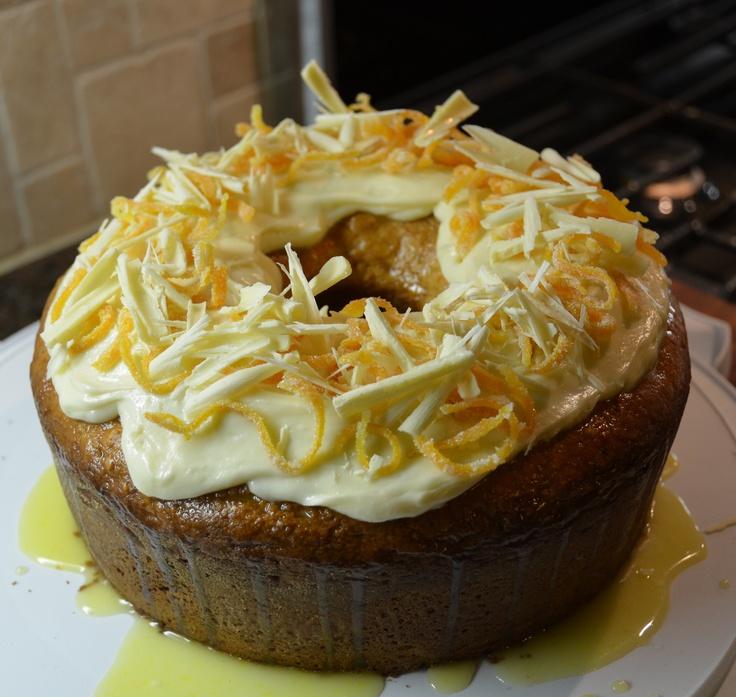 Neelys Pineapple Coconut Pound Cake