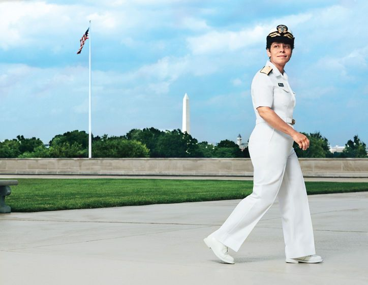 Meet the Highest-Ranking Woman in U.S. naval History | Admiral Michelle J. Howard