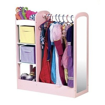 See and Store Dress Up Center - I don't have anywhere to put this, but I love it! Except what if I have a boy?