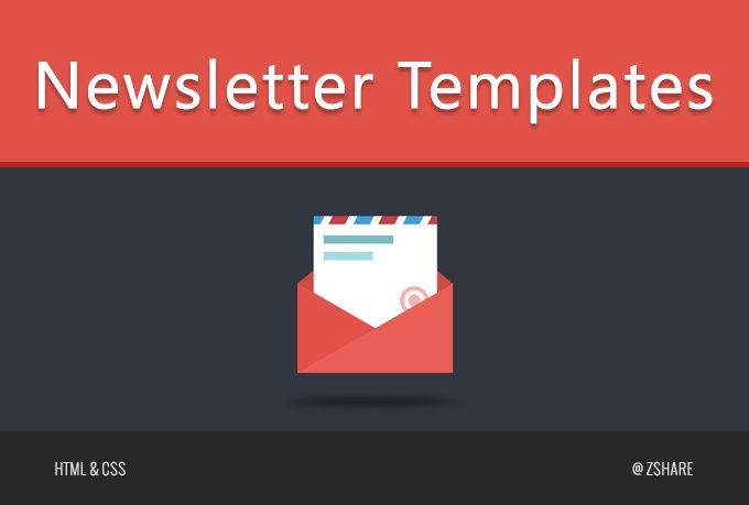 I will create Email Newsletter Templates from your PSD layout design. If you don't have one, just show me an example of what you want.  Template rows included :   Header (logo & menu); 1 Collumn / 2 Collumns / 3 Collumns rows (with images / icons or just text); Footer (social icons, unsubscribe button, copyright).