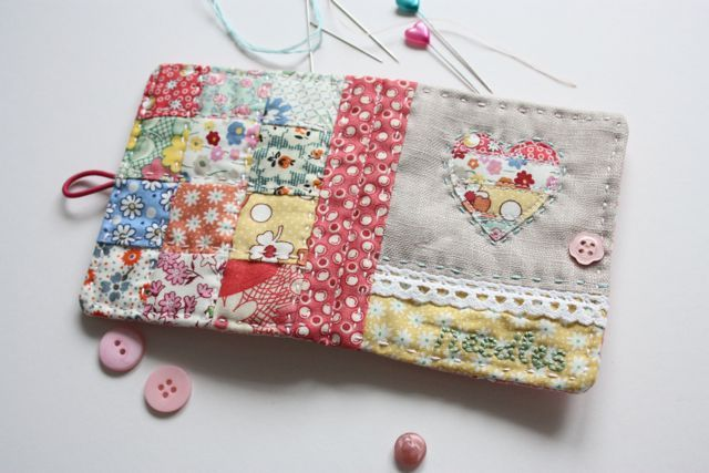 Book Cover Sewing Kits : Best ideas about needle book on pinterest