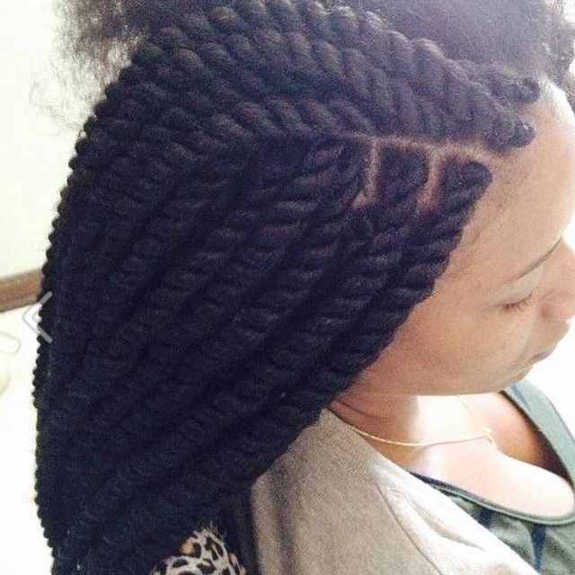 Baddest Havana Twist With Marley Hair All Jumbo And 1 In 2018 Pinterest Braids Styles