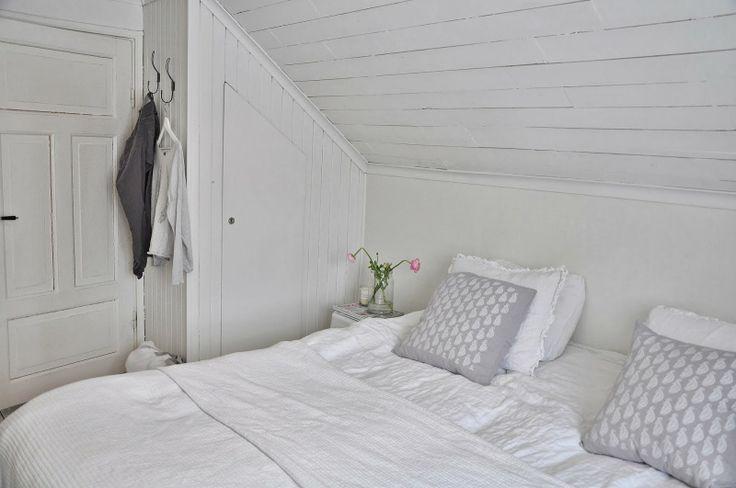 Attic bedroom MARIAS VITA BO