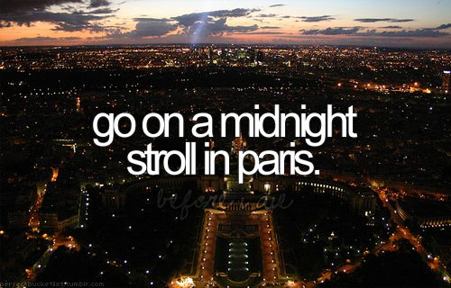 I'll do that someday. I just know it. :)