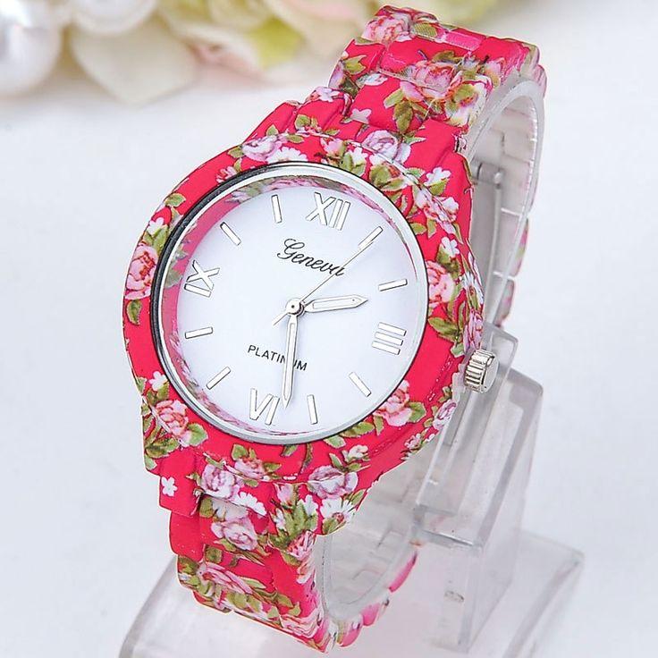 $4.12 (Buy here: https://alitems.com/g/1e8d114494ebda23ff8b16525dc3e8/?i=5&ulp=https%3A%2F%2Fwww.aliexpress.com%2Fitem%2FNEW-Geneva-Platinum-GARDEN-Flowers-Watch-Printed-Plastic-Band-Analog-Women-wristwatch-Vintage-Fashion%2F32320963947.html ) Gnova Platinum GARDEN Flowers  Women Watch Printed Plastic Band Analog wristwatch Vintage Fashion Reloj Para Dama Geneva Style for just $4.12