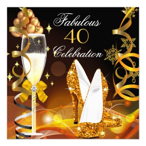 Fifty And Fabulous Party Decorations