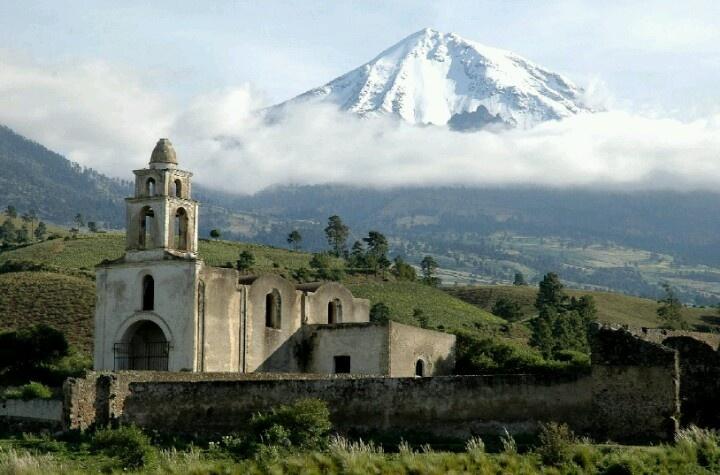 Pico de orizaba veracruz, mexico