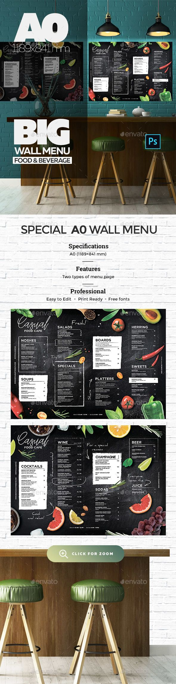 458 best Food menu/flyer/poster images on Pinterest | Brand design ...
