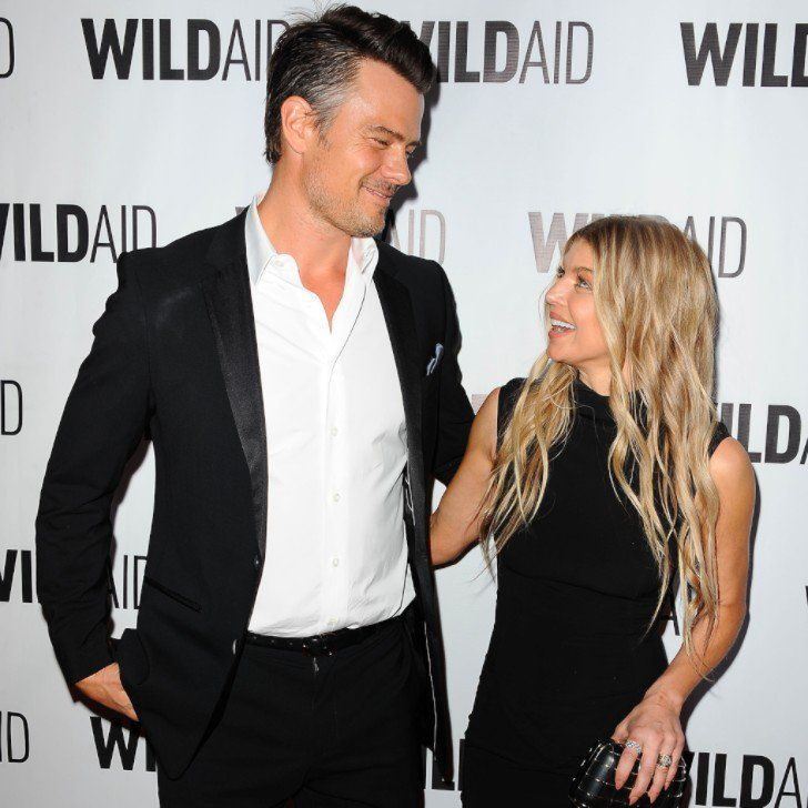 Fergie and Josh Duhamel Take the Cake For Hottest Couple at the WildAid Gala