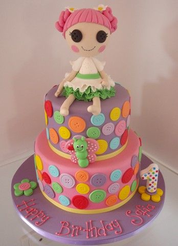 Sweet Art Cake Design Hawkes Bay : 1000+ images about Lalaloopsy Birthday Party Ideas   on ...