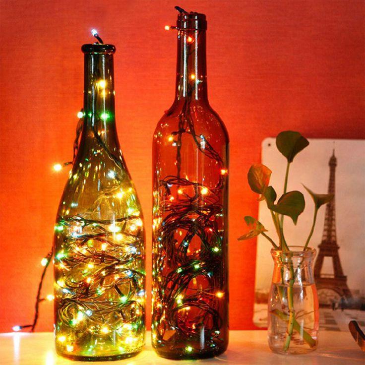 17 mejores ideas sobre Cadenas De Luces De Boda en Pinterest ...