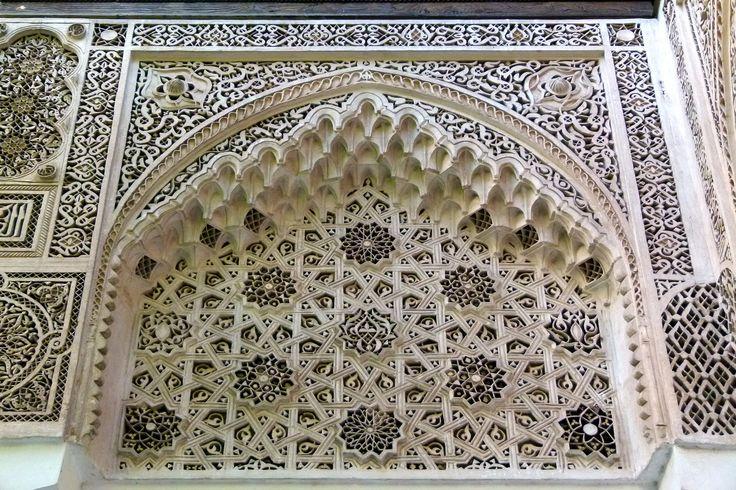 https://flic.kr/p/RAk5g3 | MARRAKECH (Maroc). Marrakech-Tensift-Al Hauz. 2011. Palais de la Bahia. Detalle.