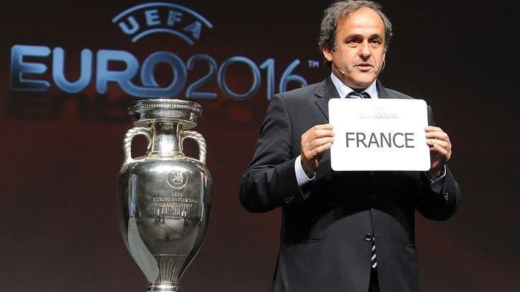 Euro 2016 Host nation France