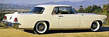 1956 Continental car