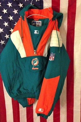 Starter Jackets | 15 Important '90s Hip-Hop Fashion Trends You Might Have Forgotten